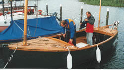 Baltic Lugger