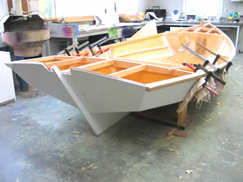 Chincoteague Skiff