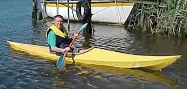"12'6"" Esk Sea Kayak"