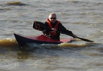 "14'6"" Esk Sea Kayak"