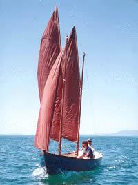 21' Grace Harwar Long Boat Plans