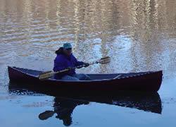 11' Kate Open Canoe Plans