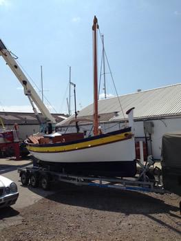 20' Catalan Fishing Boat