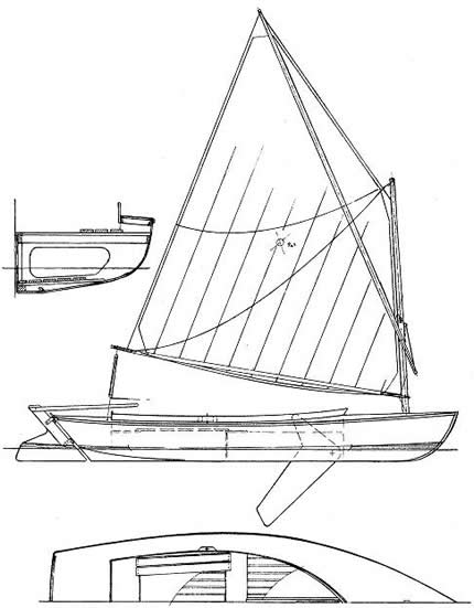 GP Dinghies over 13'
