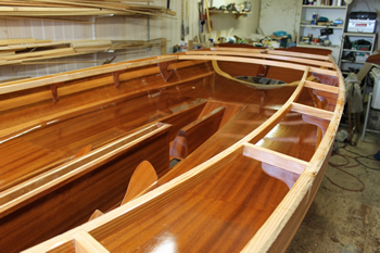 16' Selway Fisher Melonseed Skiff Study Plans