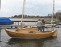 Pocket/Trailer Sailers