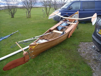 Open Canoes 15'-17'