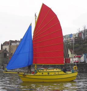 Cabin Sailboats 20' - 25'