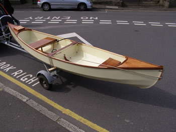 Open canoes 15 39 17 39 for Waterman 16