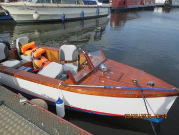 16u0027 Windsor Particulars & Classic Motor Boats