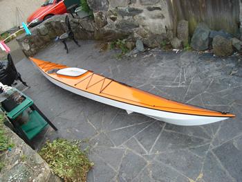 17' Esk Sea Kayak
